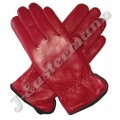 Leather Winter Gloves JEI 02554