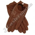 Ladies Leather Driving Gloves JEI 02505