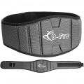 Neoprene Black Weight Lifting Belt