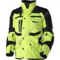 Mens Cordura Motorbike Jacket with Removable Collar JEI 7555