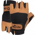Weight Lifting Gloves Synthetic Leather