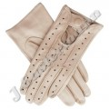 Ladies Leather Driving Gloves JEI 02504
