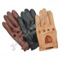Mens Leather Driving Gloves JEI 02526